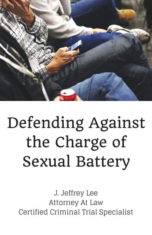 This resource discusses the statute, defenses, and sentencing for the Tennessee criminal offense of Sexual Battery